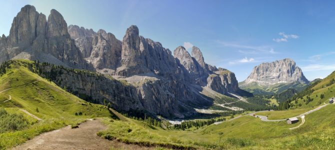 Hike The Dolomites