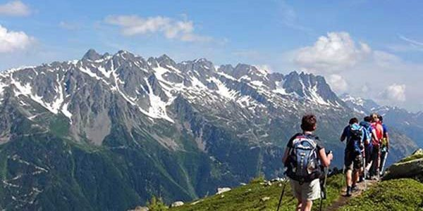 Hike the high Alps and live to tell the story.
